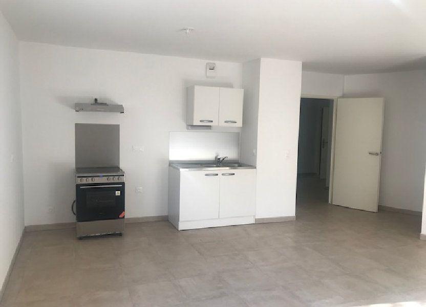 Appartement à louer 72.74m2 à Nîmes