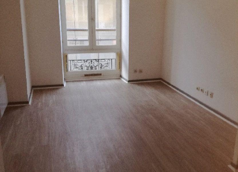 Appartement à louer 20.23m2 à Nîmes
