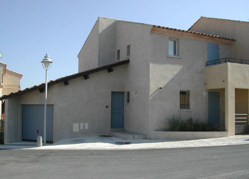 Maison à louer 93m2 à Uzès