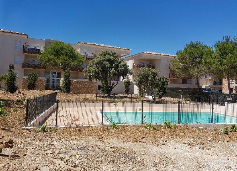 Appartement à louer 42.25m2 à Nîmes