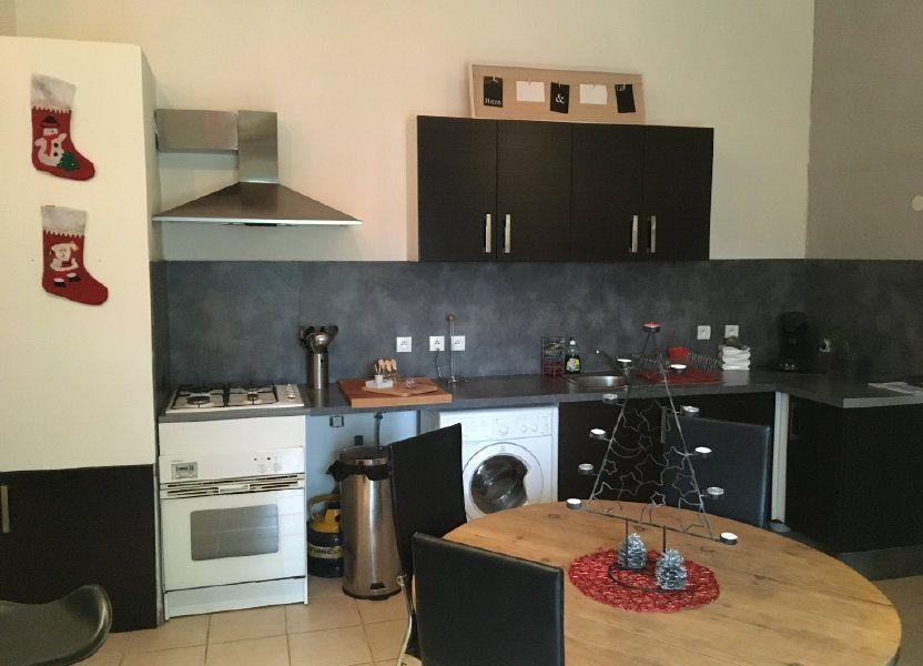 Appartement à louer 59m2 à Saint-Gilles