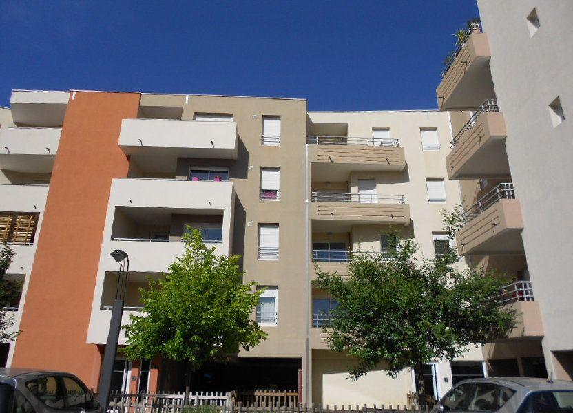 Appartement à louer 42.5m2 à Nîmes