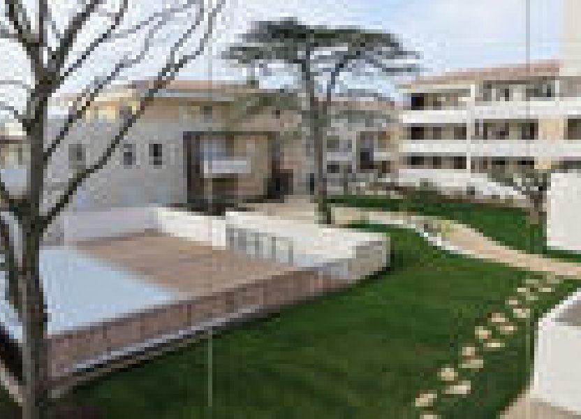 Appartement à louer 27.7m2 à Nîmes