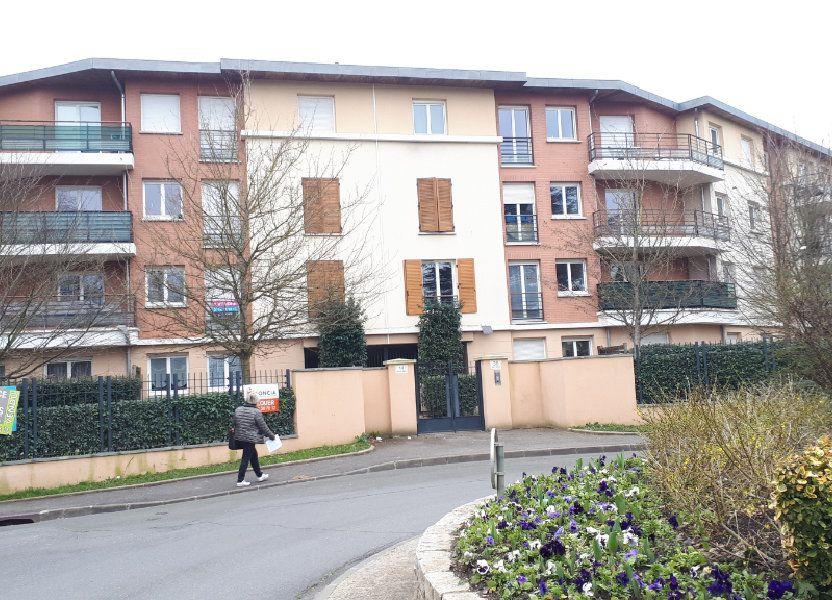 Appartement à louer 41.09m2 à Le Plessis-Trévise