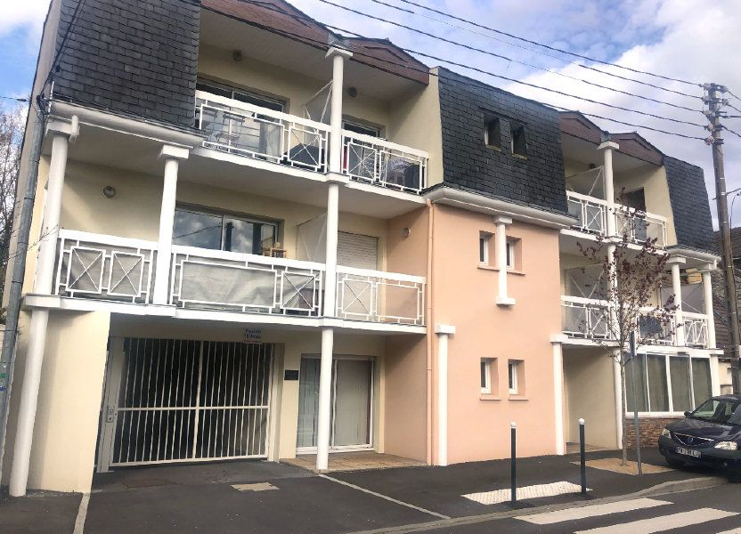 Appartement à louer 46.47m2 à Pontault-Combault