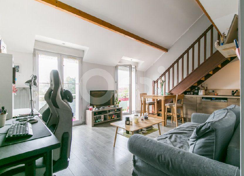 Appartement à vendre 39.89m2 à Pontault-Combault
