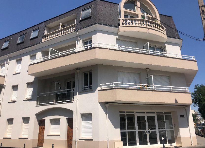 Appartement à louer 26.74m2 à Pontault-Combault