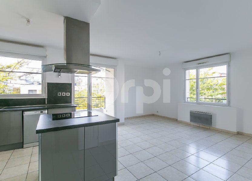 Appartement à vendre 59.3m2 à Montévrain