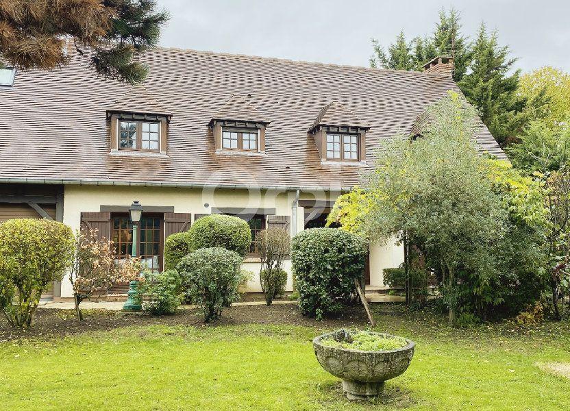 Maison à vendre 180m2 à Montmorency