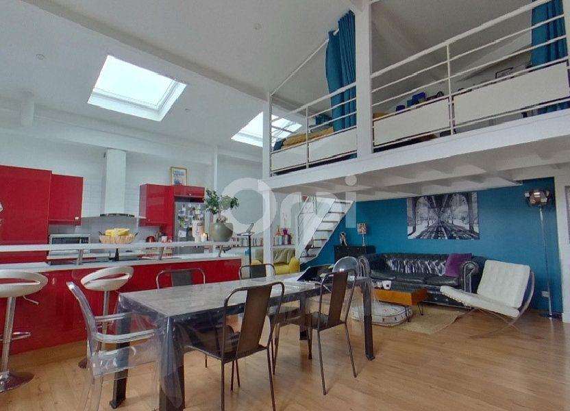 Appartement à vendre 69m2 à Montmorency