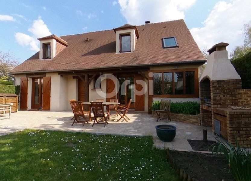 Maison à vendre 140m2 à Saint-Prix