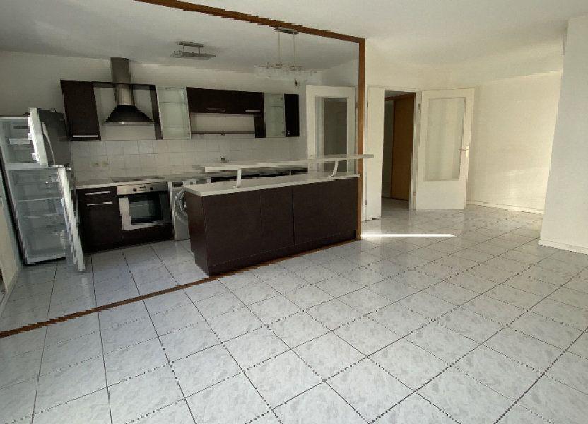 Appartement à louer 70.46m2 à Grenoble