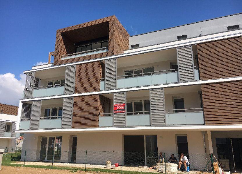 Appartement à louer 44.56m2 à Coublevie