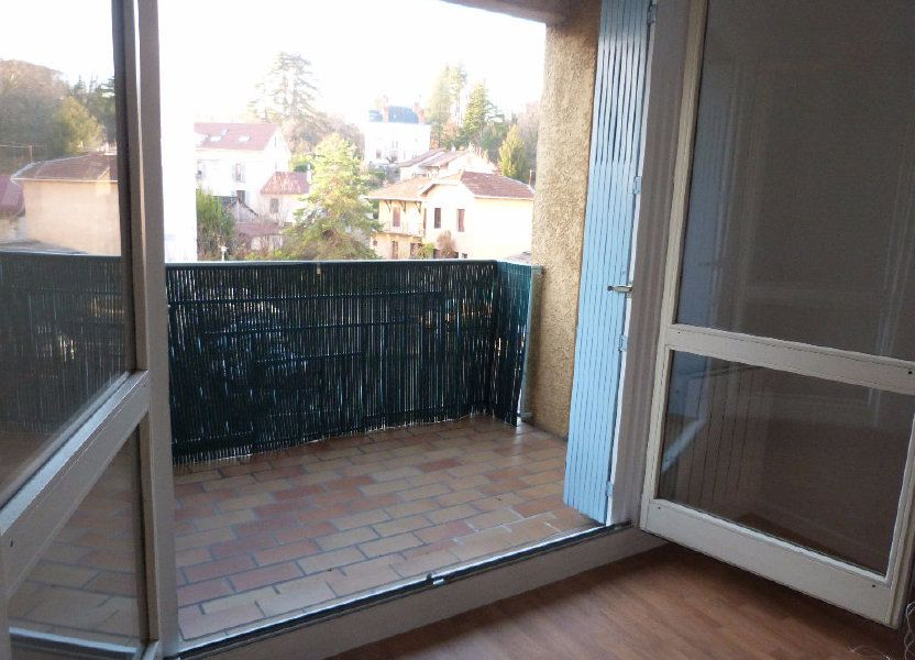 Appartement à louer 43m2 à Voiron