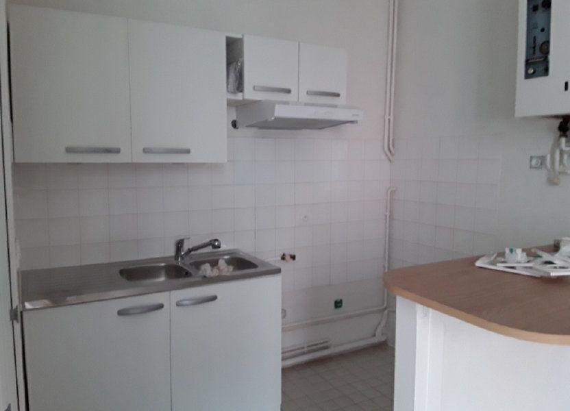 Appartement à louer 44m2 à Voiron