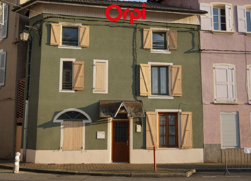 Maison à vendre 70m2 à Moirans
