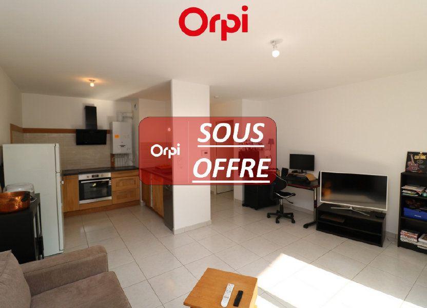 Appartement à vendre 48m2 à Voiron
