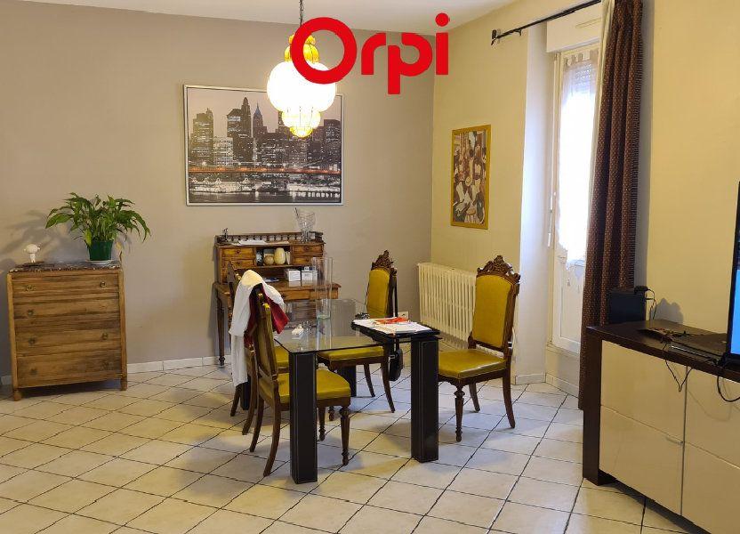 Appartement à vendre 104m2 à Voiron