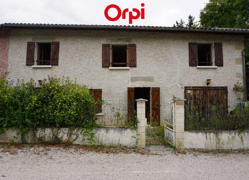 Maison à vendre 118m2 à Moirans