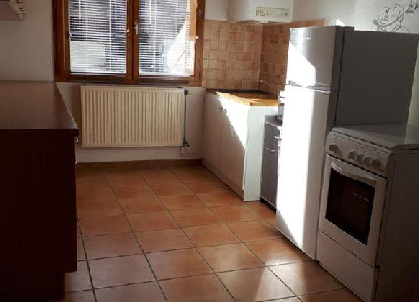 Appartement à louer 62m2 à Voiron