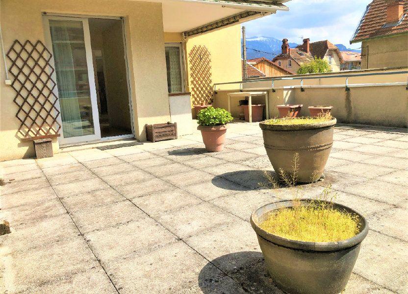 Appartement à vendre 92.35m2 à Voiron