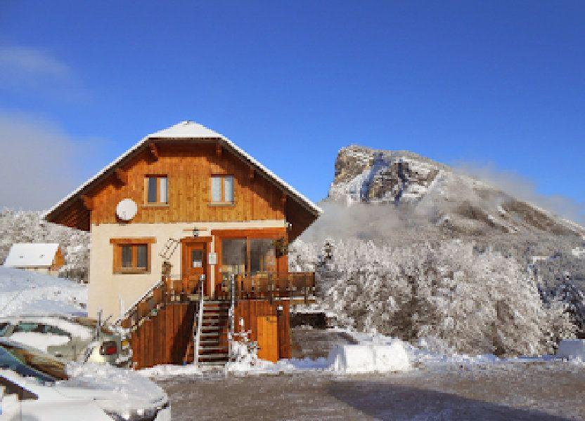 Maison à vendre 0m2 à Saint-Pierre-d'Entremont Isère