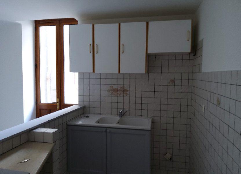 Appartement à louer 54m2 à Tullins