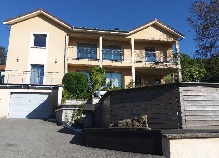 Maison à louer 156m2 à Bilieu