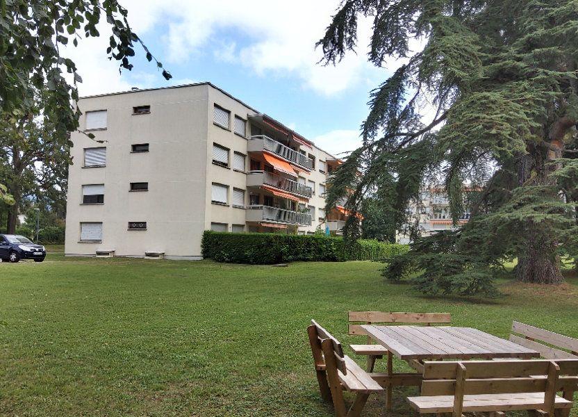 Appartement à louer 106m2 à Moirans