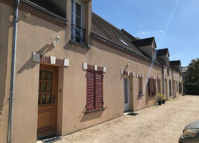 Appartement à vendre 69m2 à Châteauneuf-sur-Loire