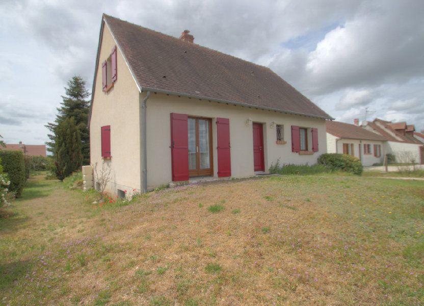 Maison à vendre 111m2 à Saint-Hilaire-Saint-Mesmin
