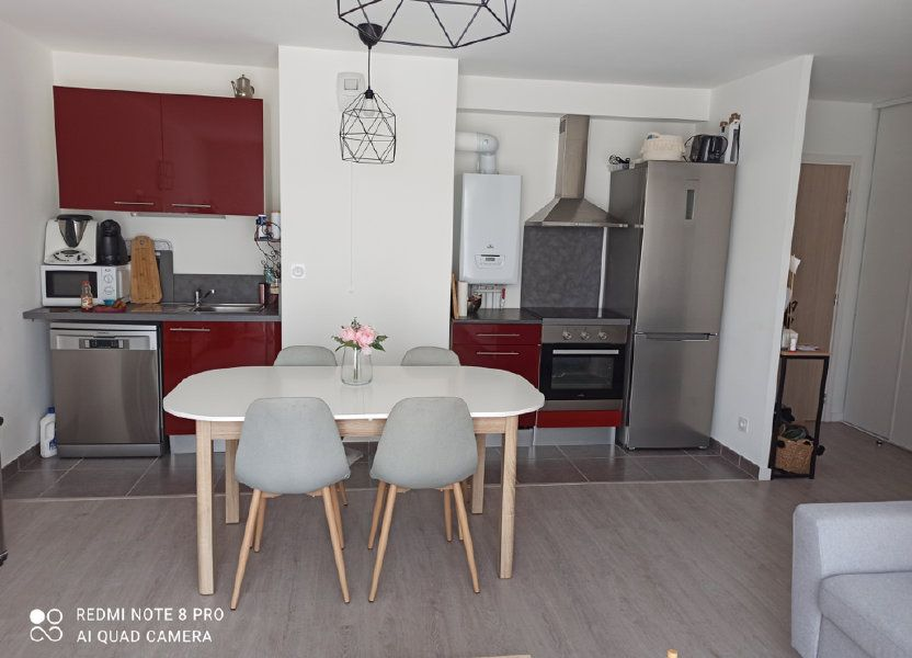 Appartement à louer 60.8m2 à Saint-Jean-de-Braye