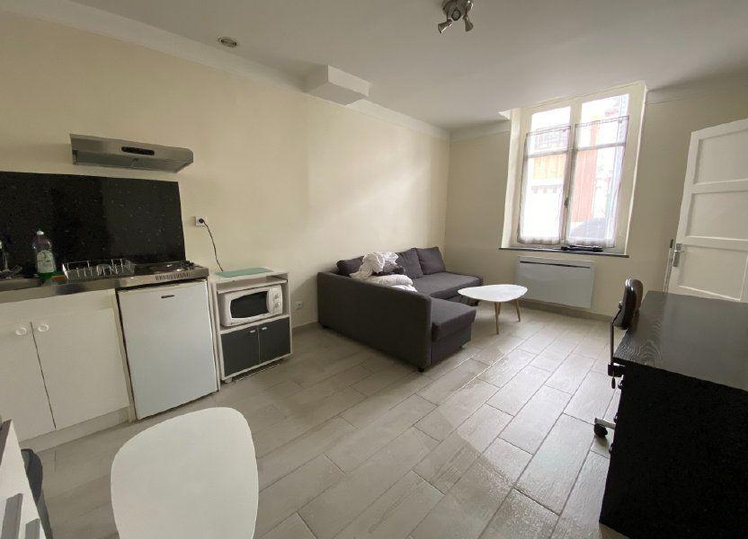 Appartement à louer 25m2 à Orléans