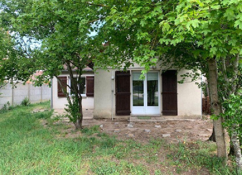 Maison à vendre 68m2 à Saint-Hilaire-Saint-Mesmin