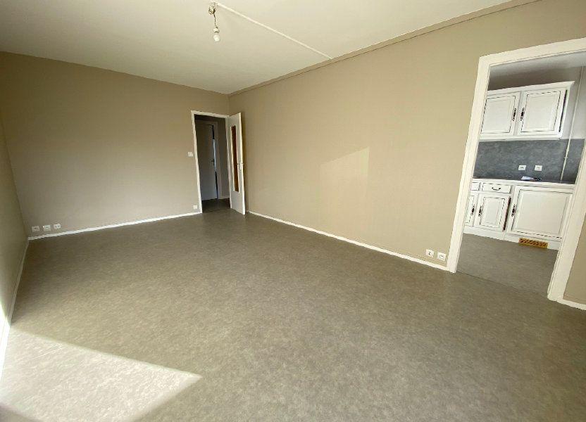 Appartement à vendre 55.21m2 à Orléans