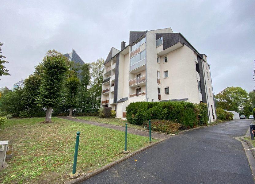 Appartement à louer 29.85m2 à Orléans