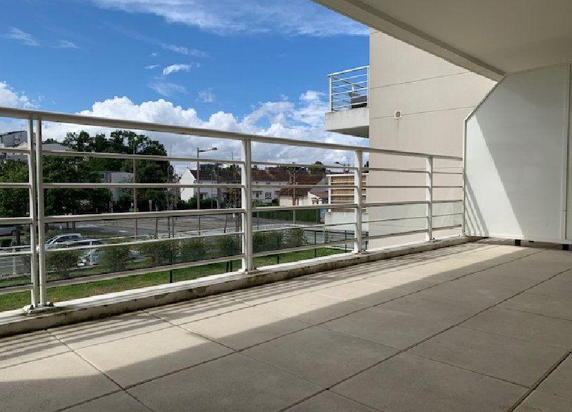 Appartement à vendre 53.02m2 à Fleury-les-Aubrais