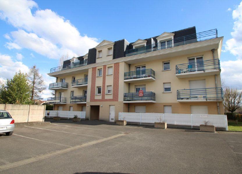 Appartement à vendre 42m2 à Fleury-les-Aubrais
