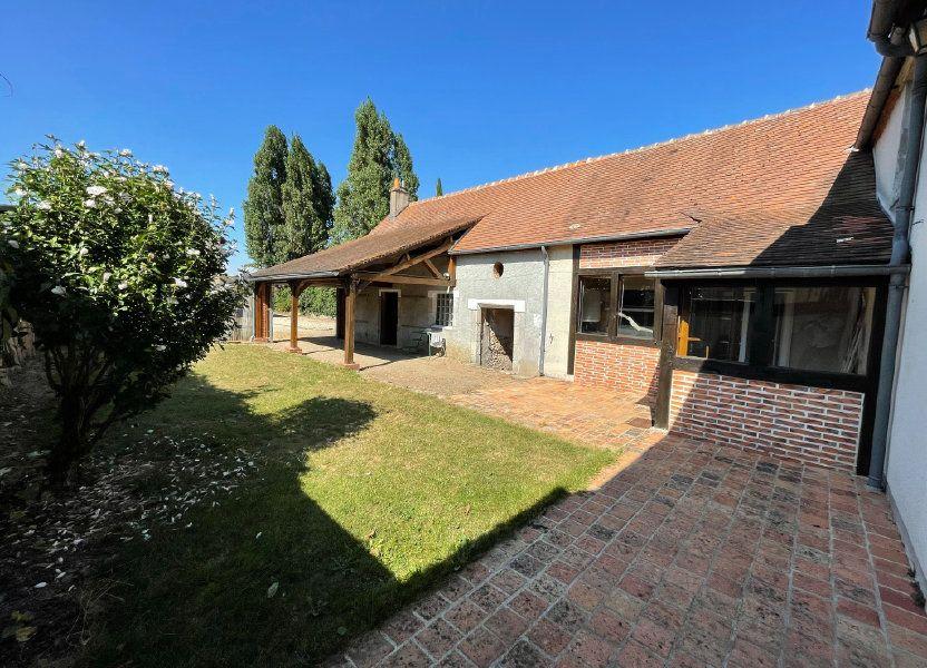 Maison à louer 115m2 à Saint-Hilaire-Saint-Mesmin