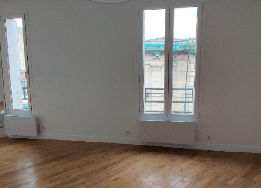 Appartement à louer 36.69m2 à Saint-Maur-des-Fossés