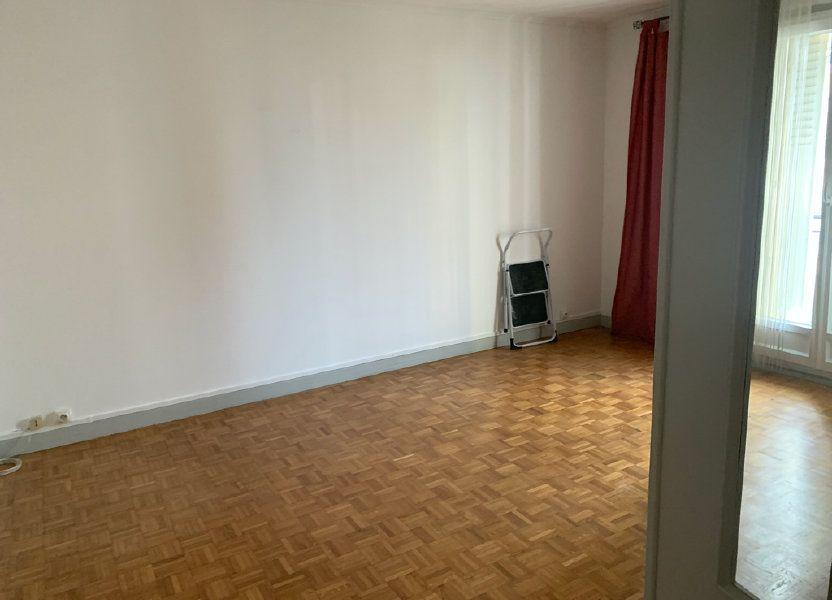 Appartement à louer 34.75m2 à Asnières-sur-Seine
