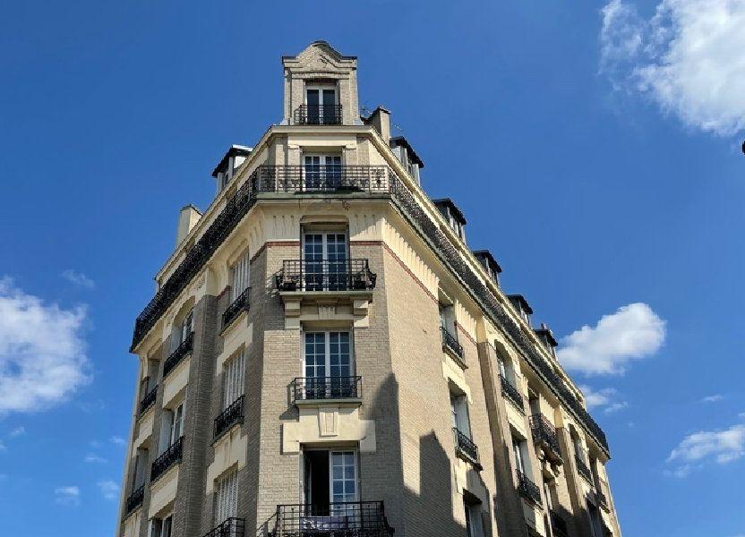Appartement à vendre 52.54m2 à Asnières-sur-Seine