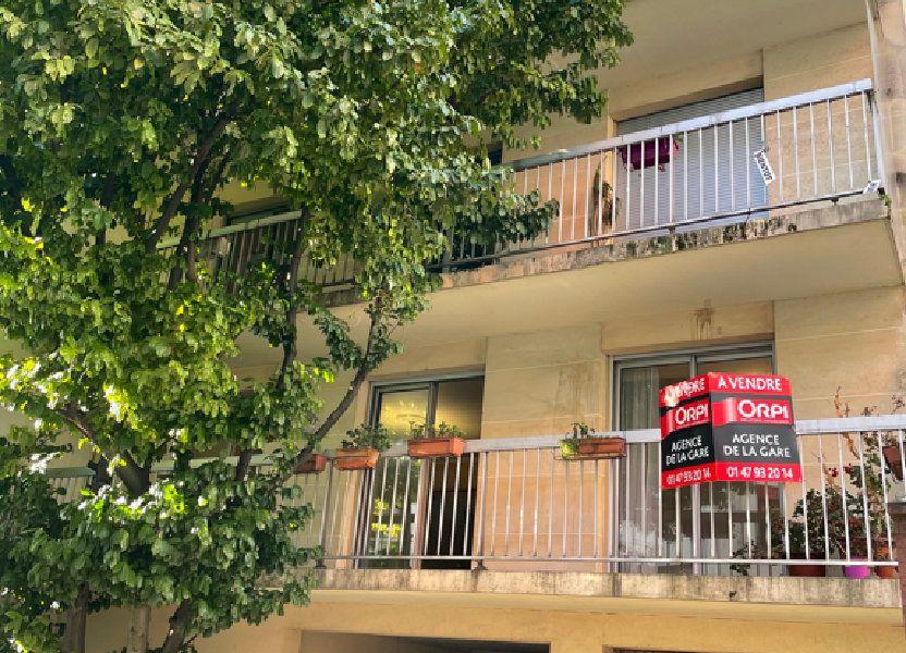 Appartement à vendre 82.95m2 à Asnières-sur-Seine
