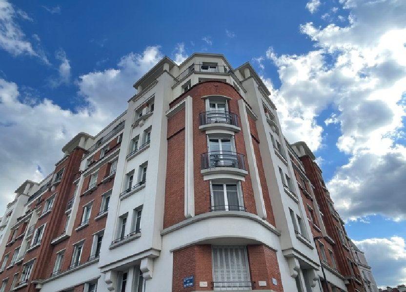 Appartement à vendre 16.33m2 à Asnières-sur-Seine