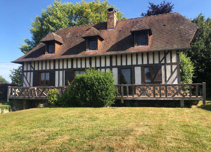 Maison à vendre 85m2 à Lieurey