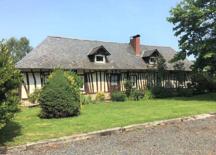 Maison à vendre 115m2 à Honfleur