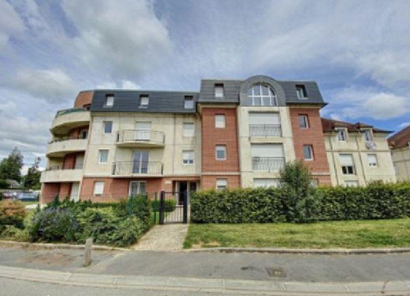 Appartement à vendre 67.21m2 à Beuzeville