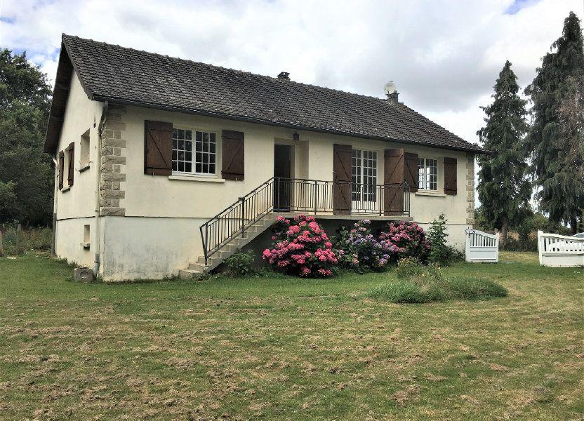 Maison à vendre 98m2 à Beuzeville