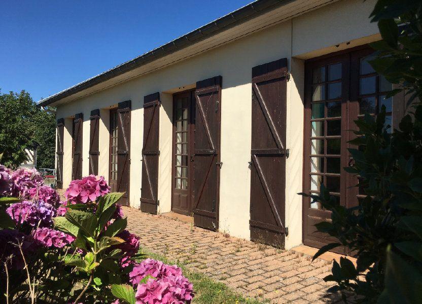 Maison à vendre 81m2 à Beuzeville