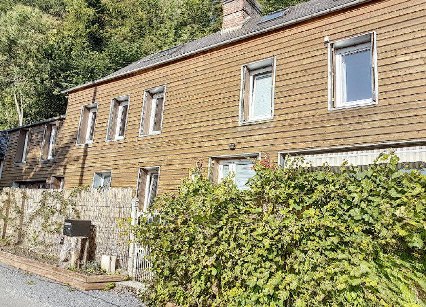Maison à vendre 108m2 à Beuzeville
